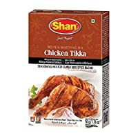 Quantity- SHAN Chicken Tikka recipe and seasoning Mix comes packaged and sealed in a box containing a packet of 50g of spices Easy to use- all the ingredients and instructions are given at the back of the box Easy to prepare- now you don't need to ga...