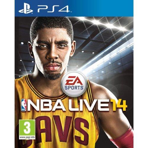 Electronic Arts NBA Live 14, PS4 Básico PlayStation 4 vídeo - Juego (PS4, PlayStation 4, Deportes, Modo multijugador, E (para todos))