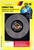 Unomat CS-15 - Set de limpieza para CD/DVD/Bluray