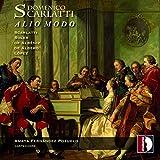 Scarlatti : Sonates pour clavecin. Fernandez Pozuelo.
