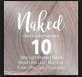 Mydentity Guy Tang NAKED #10 DEMI Permanent Ultra Light Blonde - 2oz