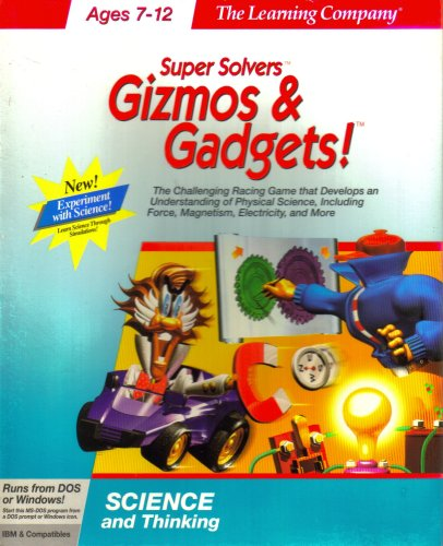 Super Solvers: Gizmos & Gadgets!