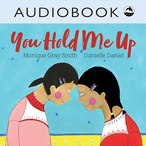 You Hold Me Up audiobook cover art