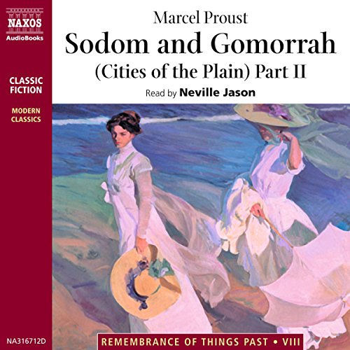 Sodom and Gomorrah (Cities of the Plain), Part 2 audiobook cover art