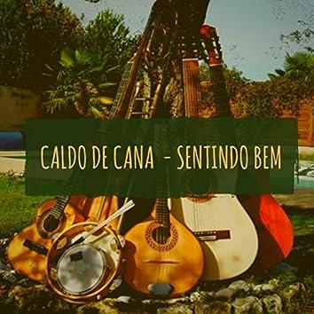 Sentindo bem (feat. Rosivaldo Cordeiro, Roberto de Oliveira & Osman Martins)