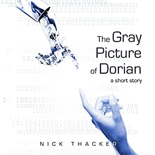Couverture de The Gray Picture of Dorian