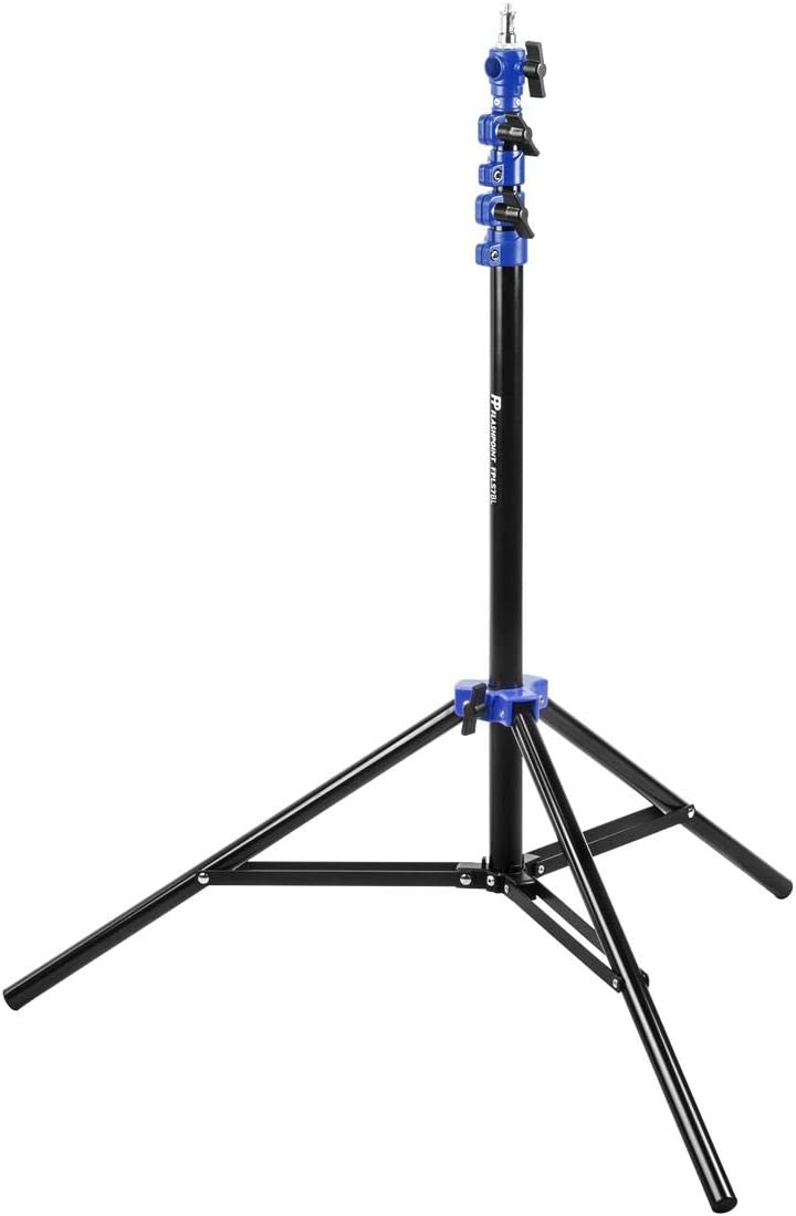 Flashpoint Pro Air-Cushioned Heavy-Duty Stand Quantity limited Blue Light 7.2' 1 year warranty