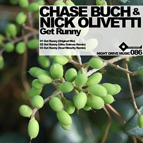 Chase Buch & Nick Olivetti