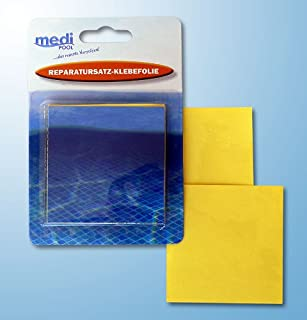 Medipool Juego de reparación Your Design (Pantalla de afilar) Piscina Reparación – Etiqueta Reparación