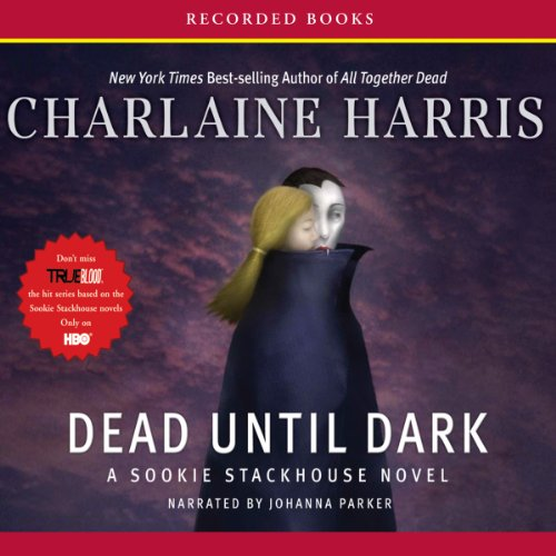 Dead Until Dark audiobook cover art