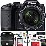 Nikon COOLPIX B500 16MP 40x Optical Zoom Digital Camera 32GB Bundle Includes...