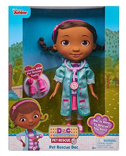 Doc McStuffins Pet Rescue 8.5' Doc Doll