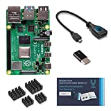 Raspberry Pi 4 Model B 1GB RAM With Basic adapters for easy use. Includes: Raspberry Pi 4 Model B 1GB RAM HDMI (Female) to Micro HDMI (Male) Adapter USB (female)-USB-C (male) Adapter-Heatsink Set of 4 Vilros Raspberry Pi 4 Quick Start Ebook Download ...