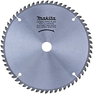 マキタ(Makita) チップソー ダブルスリット 外径216mm 刃数80T アルミサッシ用(卓上マルノコ) A-37627