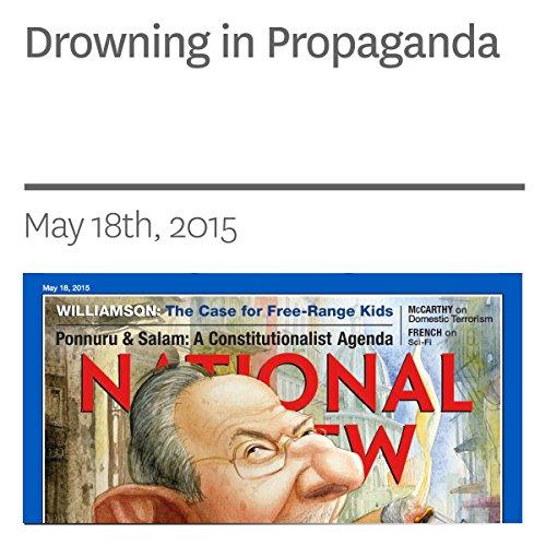 Drowning in Propaganda audiobook cover art