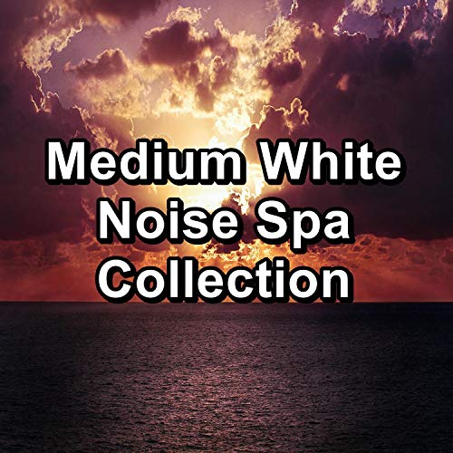 Medium White Noise Spa Collection