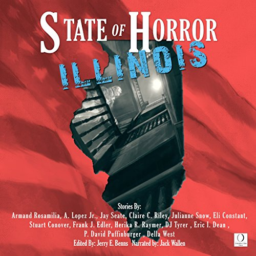State of Horror: Illinois audiobook cover art