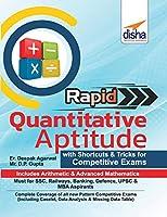 Rapid Quantitative Aptitude - Book of Shortcuts & Tricks for Competitive Exams