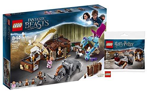 LEGO ® Phantastische Tierwesen Newts Koffer der magischen Kreaturen (75952) Bauset (694 Teile) Harry Potter 30407 - Harry's Journey to Hogwarts