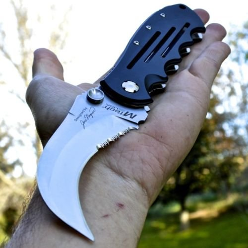 8' M-TECH Karambit Claw FOLDING POCKET KNIFE...