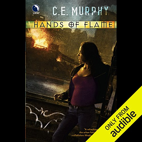 Hands of Flame audiobook cover art