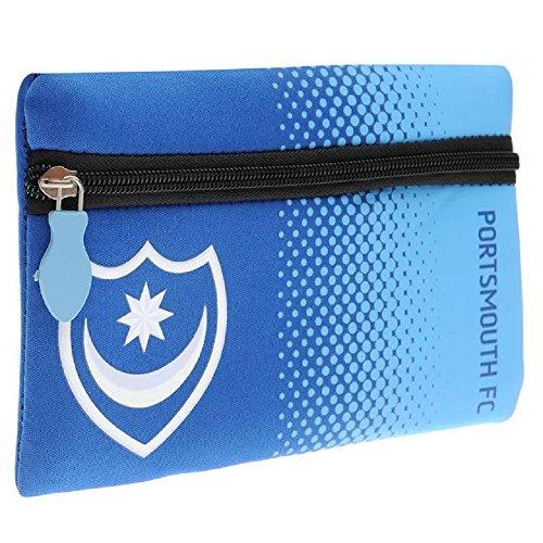 Portsmouth Pencil Case Portsmouth FC Fade Neoprene Pencil Case