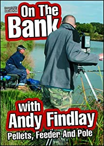 On The Bank with Andy Findlay : Pole, Feeder and Pellets [Reino Unido] [DVD]