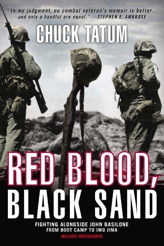 Red Blood, Black Sand: Fighting Alongside John Basilone from Boot Camp to Iwo Jima (English Edition)