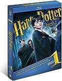 Harry Potter Y La Piedra Filosofal. Nueva Edición Con Libro Blu-Ray [Blu-ray]