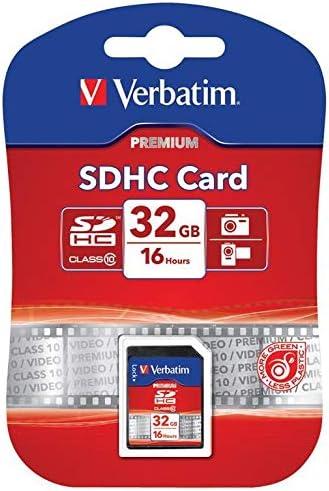 Verbatim Sdxc Premium Class 10 64gb Speicherkarte Computer Zubehör