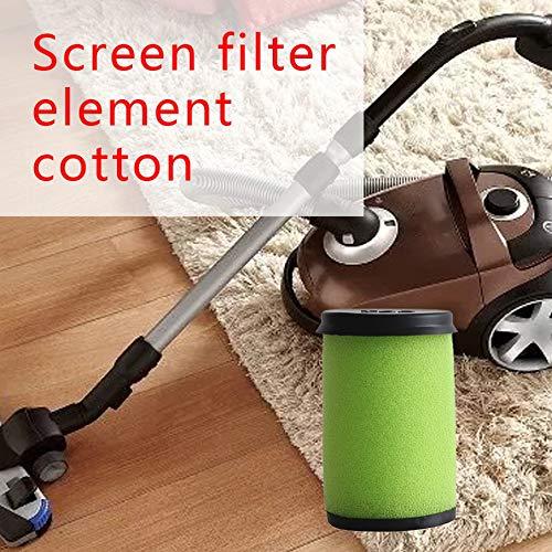 Lavable Rond Noir Filtre Pour Gtech Multi ATF001 handheld vacuum hoover G-tech