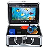 Eyoyo Brand HD 1000TVL Camera 15M Fish Finder Ice/Sea/River Fishing w/ 7' HD Monitor Infrared Light