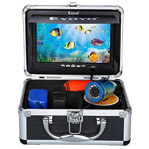 Eyoyo Brand HD 1000TVL Camera 15M Fish Finder Ice/Sea/River Fishing w/...