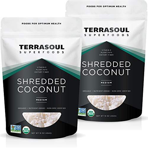 Organic Coconut Flakes