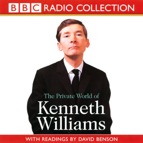 The Private World of Kenneth Williams cover art