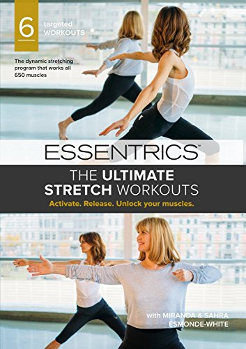 ESSENTRICS The Ultimate Stretch Workouts