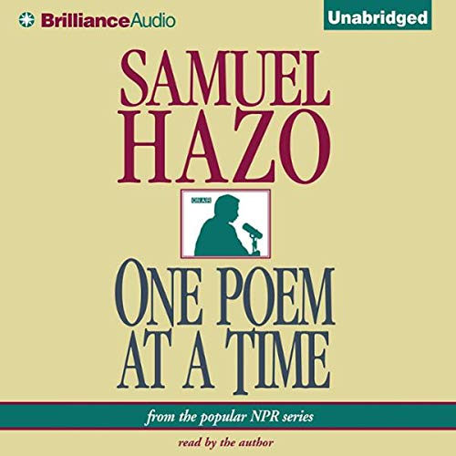 One Poem at a Time  By  cover art