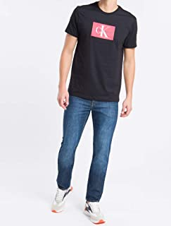 Camiseta , Calvin Klein, Masculino