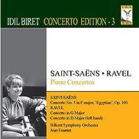 Idil Biret Concerto Edition 3 - Saint-Saens, Ravel: Piano Concertos