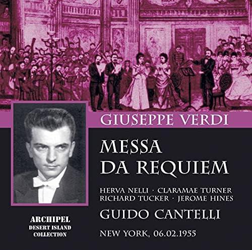 New York Philharmonic & Guido Cantelli