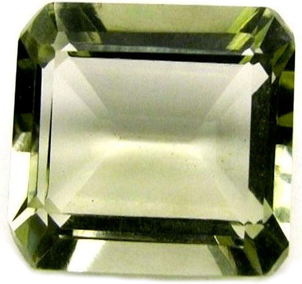 Suryagems V/éritable forme carr/ée 4 5 6 7 8 9 10 11 12 13 14 15 mm Pierre pr/écieuse en vrac pour astrologie fabrication de bijoux