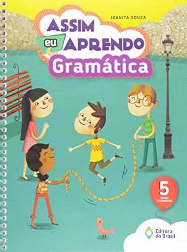 Assim Eu Aprendo Gramática. 5º Ano