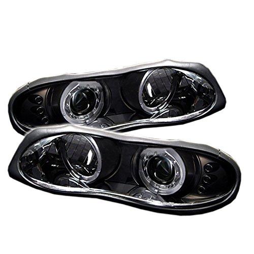 02 camaro headlights halo - 5