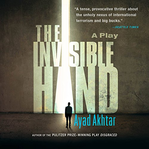 The Invisible Hand audiobook cover art