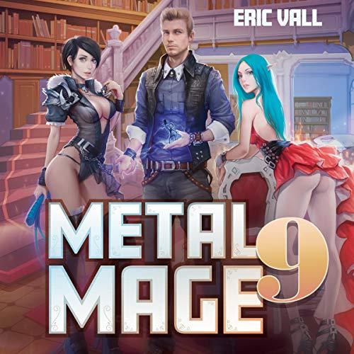 Metal Mage 9 cover art
