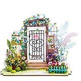 Robotime Puppenhaus Gartenmöbel - DIY Modellbau Miniaturbau - Holzhandwerk für Kinder 14 Jahre alt...