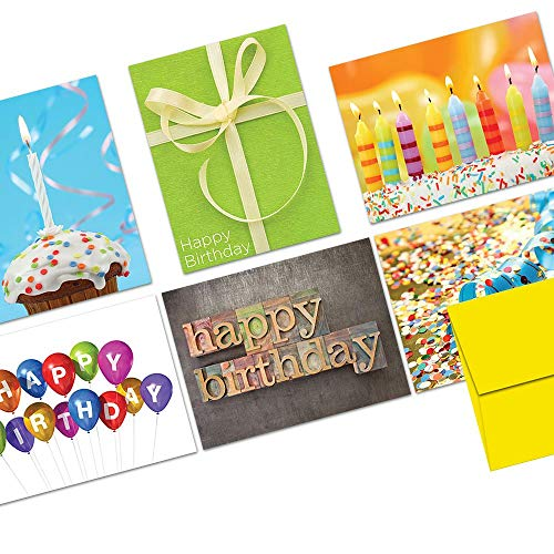 Note Card Cafe Happy Birthday Card …