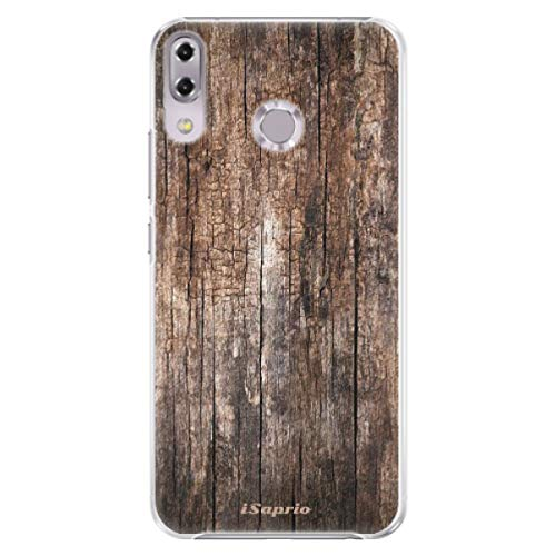 iSaprio Wood 11 - Carcasa de plástico para Asus Zenfone 5Z ZS620KL