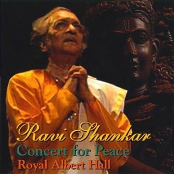 Ravi Shankar - Concert For Peace