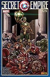 Secret Empire n°5 de Jim Zub